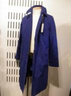 <インパクティスケリー> Washed canvas coat