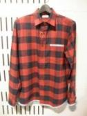 <インパクティスケリー> Piping plaid shirts