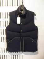 <インパクティスケリー> Wool down vest