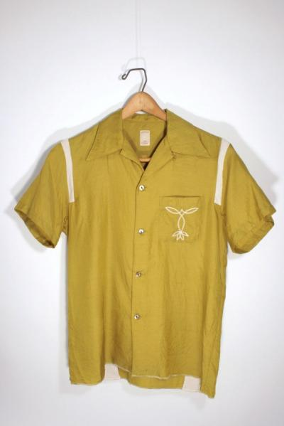 <seminead> embridery bowling shirts