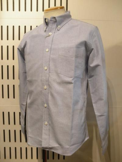 <インパクティスケリー> Oxford B/D shirts