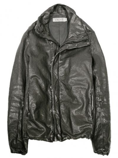 <TROVE> SILENT LEATHER JKT