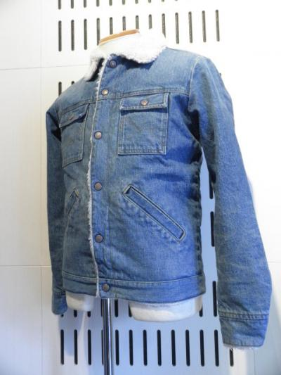 <インパクティスケリー> DENIM BOA JKT