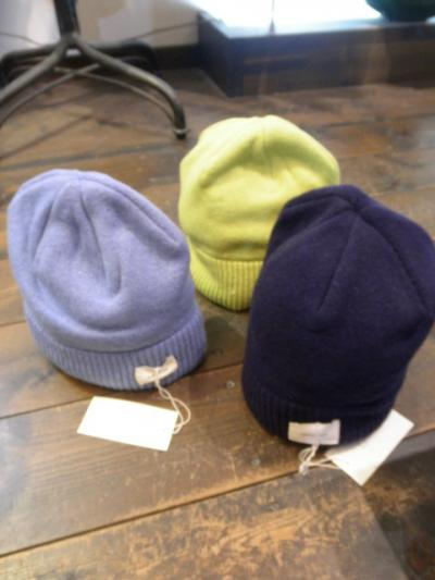 <インパクティスケリー> Lams wool knit cap