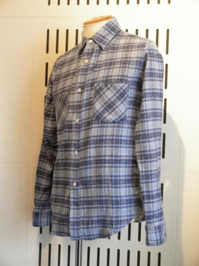 <インパクティスケリー> PLAID FLANNELL SH