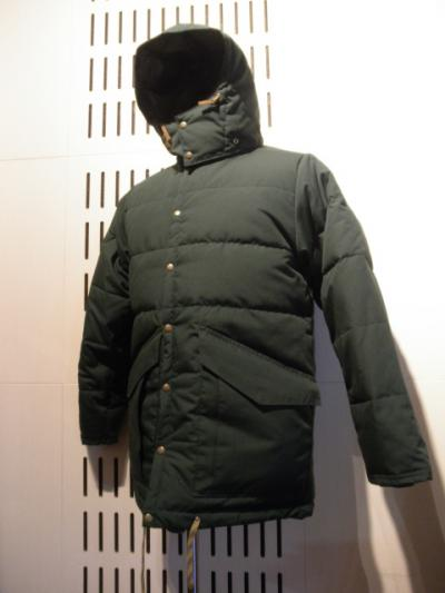 <インパクティスケリー>  HOODED DOWN JKT